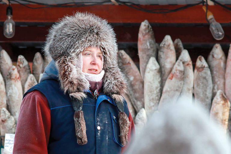 Cómo es vivir en Yakutsk, donde la temperatura en enero es de -40ºC