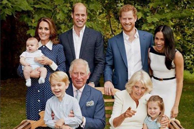 El príncipe Carlos cumple 70 años y lo festeja junto a su familia