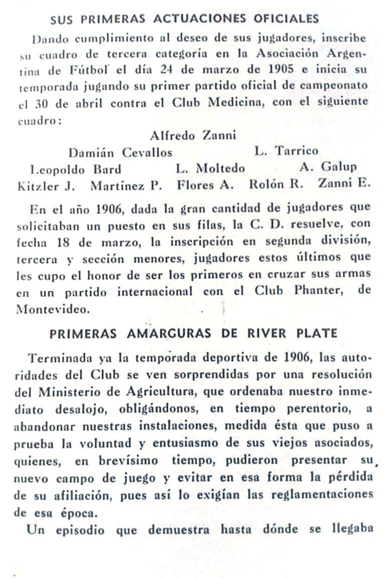 Revista Río de la Plata, edición de agosto de 1938