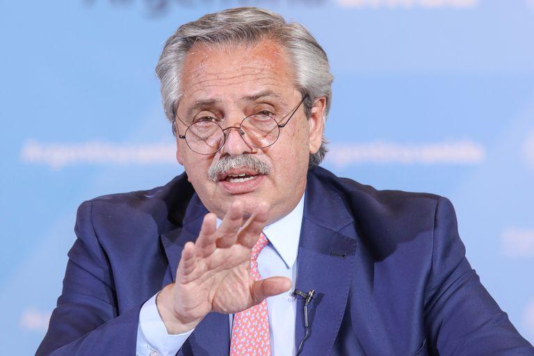 Alberto Fernández anunció el viernes pasado nuevas restricciones en 18 provincias