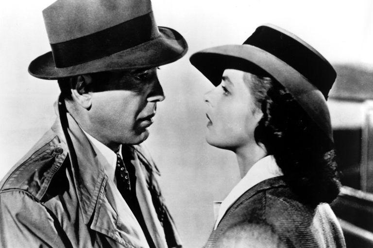 Una escena clásica de Casablanca