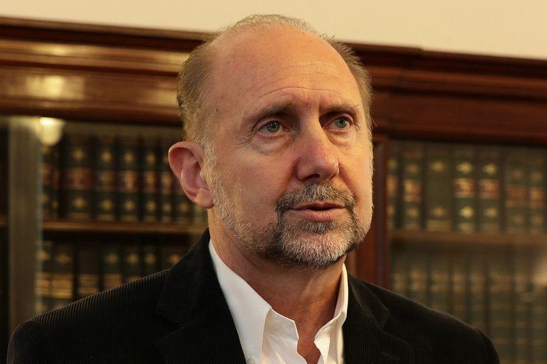 """El gobernador Omar Perotti sostiene que los directivos de Vicentin condujeron a la empresa !al estado de cesación de pagos que motivó la apertura del concurso""""."""