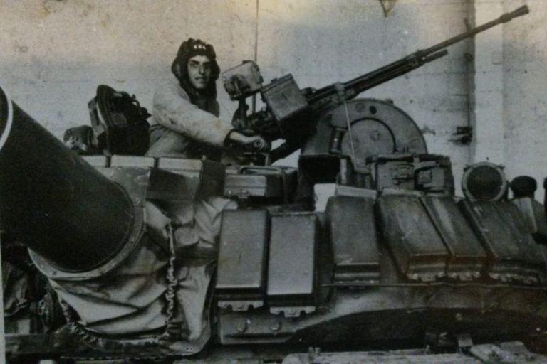 """El recuerdo de un exsoldado armenio: """"Está pasando lo mismo que en los 90"""""""