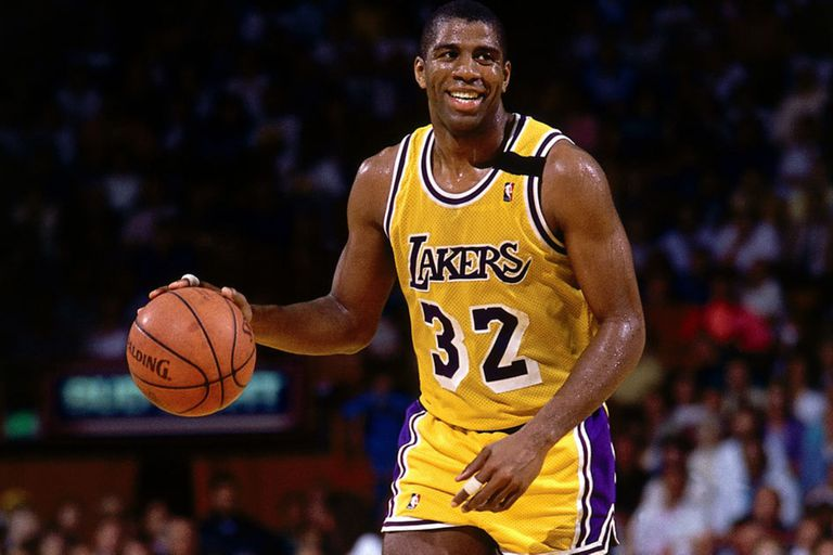 Magic Johnson y su vida más allá de Los Angeles Lakers llegará a Netflix.