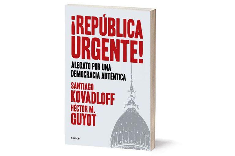 El libro publicado por Emecé