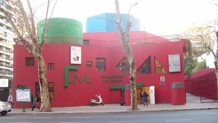 El Museo del Libro y de la Lengua de la Biblioteca Nacional