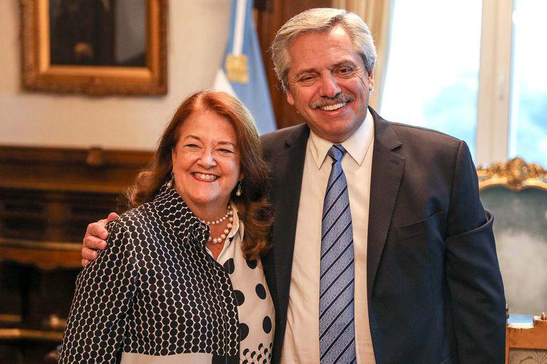 Alicia Castro había sido propuesta por Alberto Fernández para ser la embajadora argentina en Rusia, pero finalmente renunció a esa designación