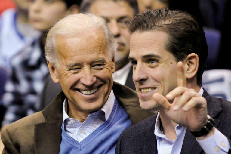 """El hijo de Joe Biden está bajo investigación federal por """"cuestiones fiscales"""""""