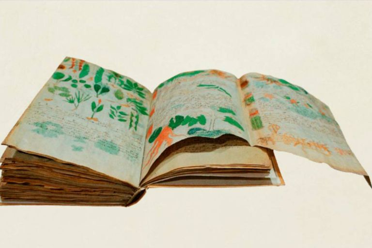 La editorial española Siloé, que se dedica a reproducir artesanalmente libros antiguos, hizo unas 900 copias del códice de Voynich
