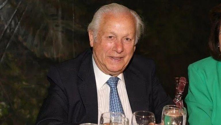 El empresario gastronómico Odysseas Georgalos