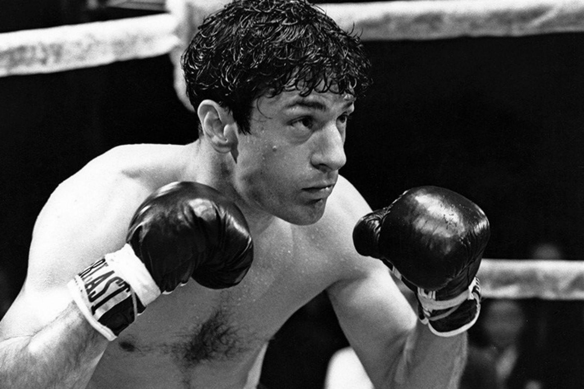 Robert De Niro atravesó una fuerte transformación física para el personaje