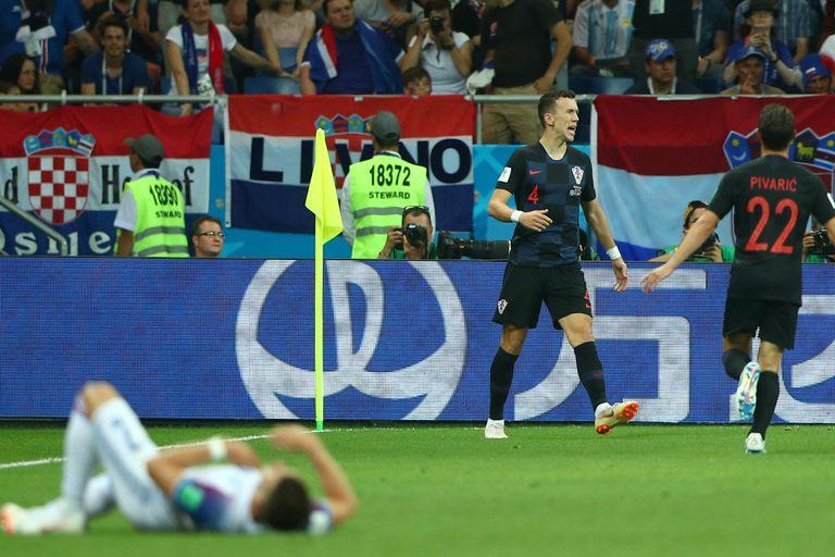 Croacia: de verdugo a benefactora de la Argentina con su triunfo sobre Islandia