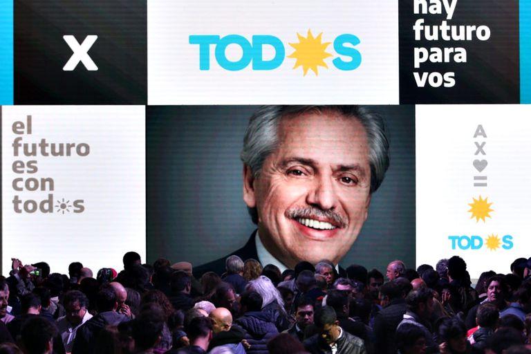 Entusiasmo medido y optimismo en el búnker de Alberto Fernández