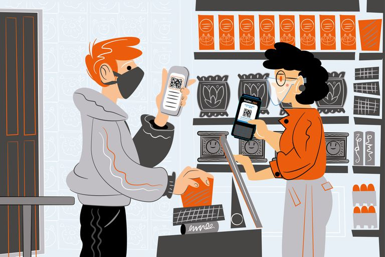 El código QR creció en comercios de barrio y de cercanía que solo operaban en efectivo