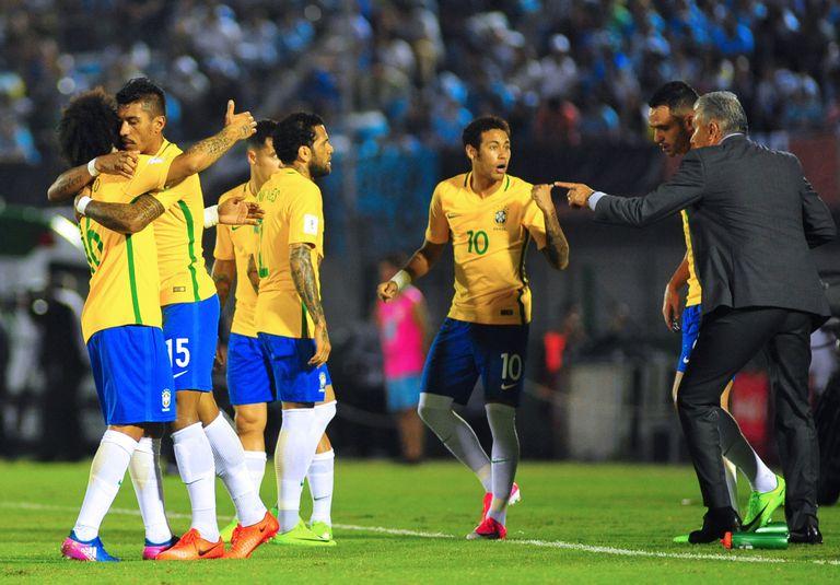 Brasil va para asegurar su lugar en el Mundial