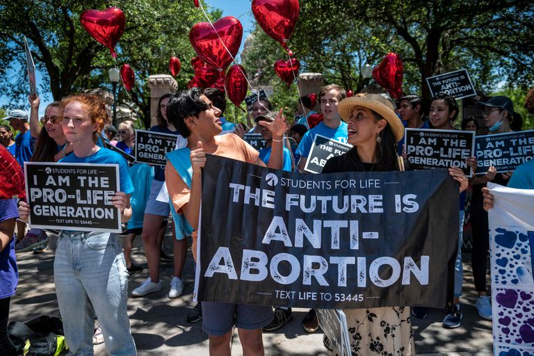 En Texas hay un fuerte movimiento anti-aborto