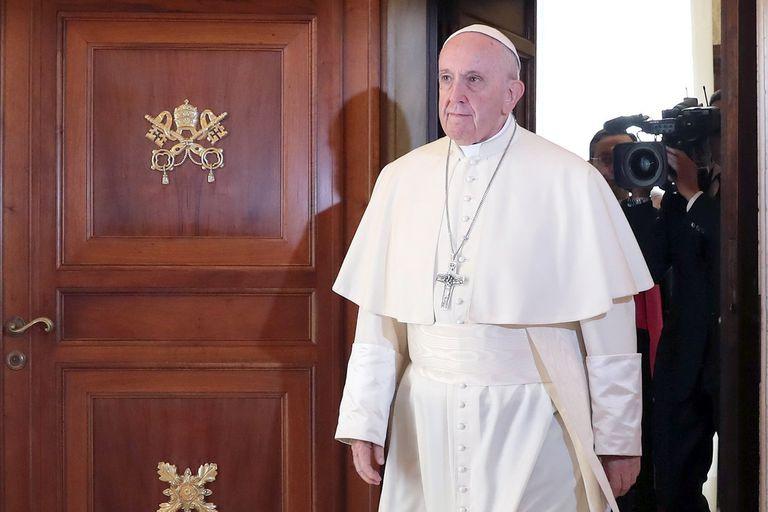 El Papa fue informado de las maniobras irregulares en junio pasado