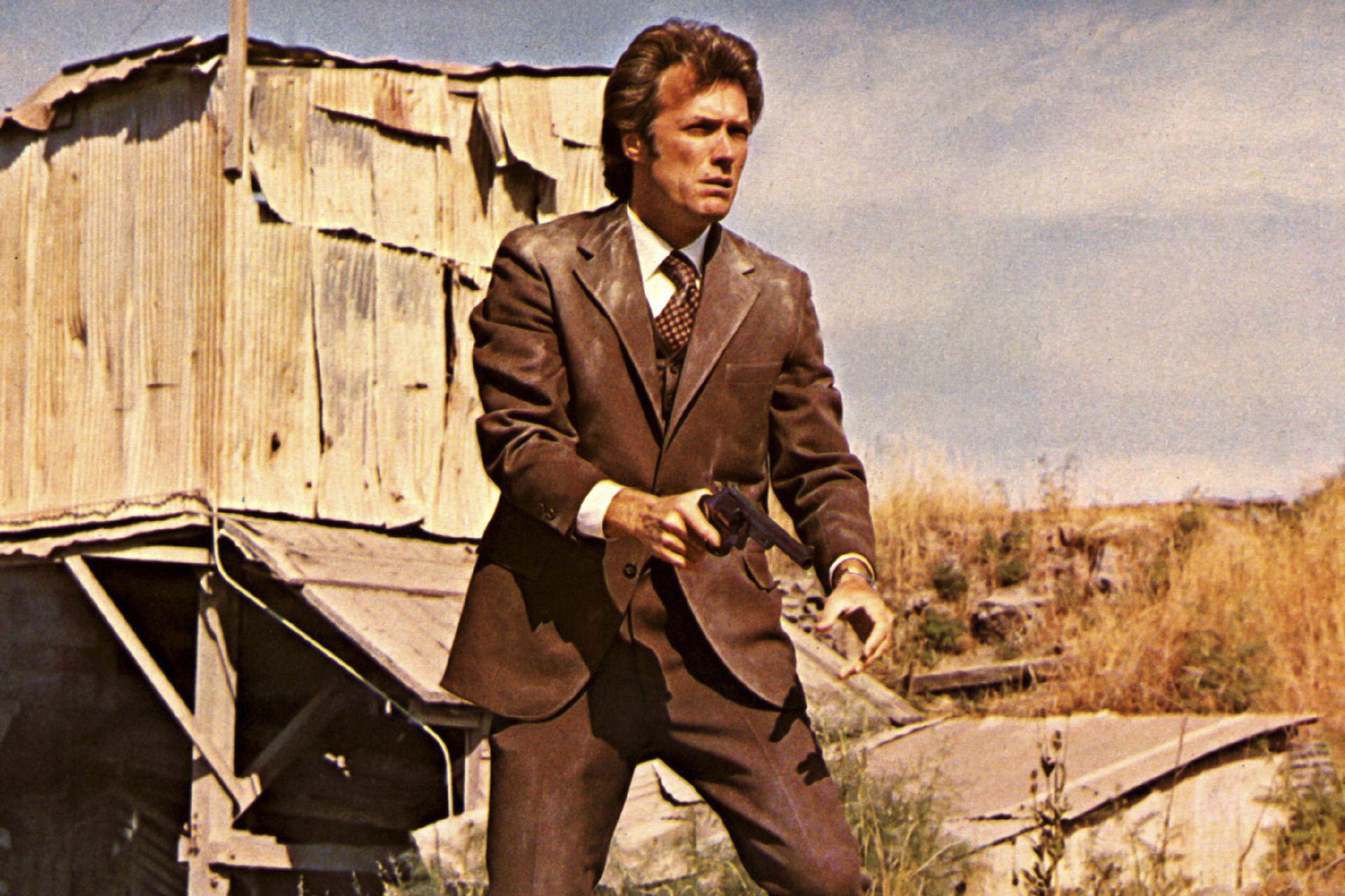 Eastwood, el elegido para componer a Harry Callahan