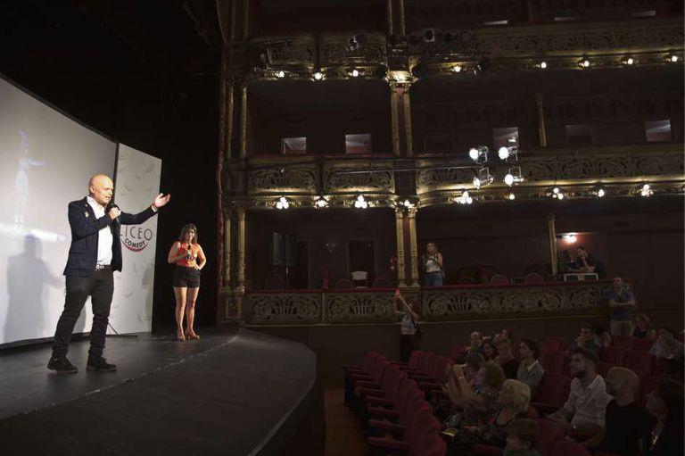 El viejo Teatro Liceo ahora sólo estará dedicado al stand up