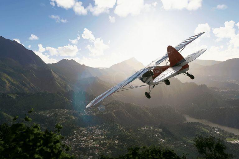 Flight Simulator responde muy bien a las exigencias de realismo de los pilotos y aficionados, y los usuarios casuales también pueden disfrutar de un paseo surcando los cielos
