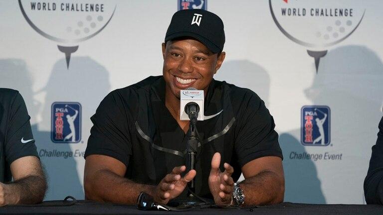 Tiger Woods intenta volver nuevamente