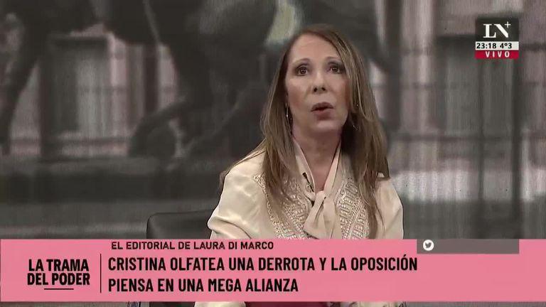 Cristina Kirchner olfatea una derrota y la oposición piensa en una megaalianza