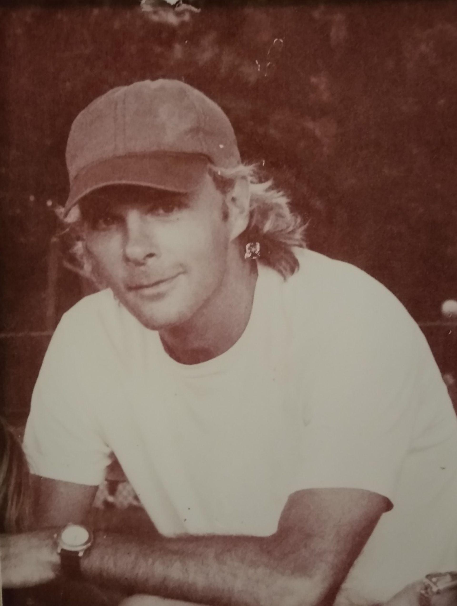 Pedro Grehan en el Central Park de Nueva York, el domingo 9 de septiembre de 2001; el argentino tenía 35 años cuando murió, en el atentado del 11-S (Gentileza: familia Grehan)