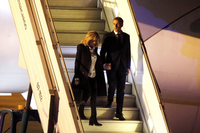 """El presidente francés señaló que, pese a los avances entre los bloques, todavía no pueden cerrar el pacto comercial; llamó a """"no esconder la gravedad de la situación internacional"""""""