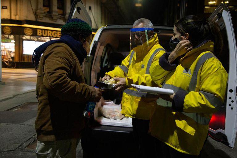 Covid-19. Sin techo: el desafío de enfrentar la pandemia viviendo en las calles