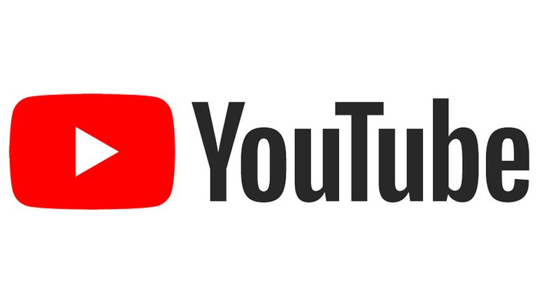 Así quedó el logotipo de YouTube tras el rediseño que tuvo la plataforma de video on line de Google