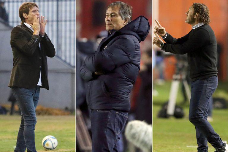 Sava arrancó con cinco triunfos seguidos en Quilmes, Holan generó una gran reacción en Defensa y Gabriel Milito intenta convencer a los hinchas