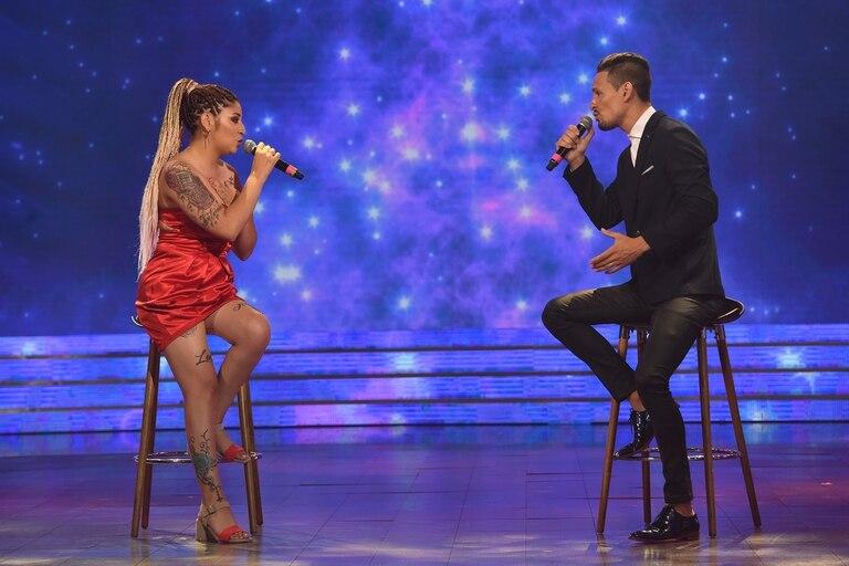 Cantando 2020: la canción de Rocío Quiroz y Rodrigo Tapari que hizo llorar a La Princesita