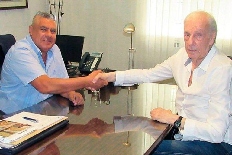Menotti se reunió con Tapia para definir la creación de la selección local