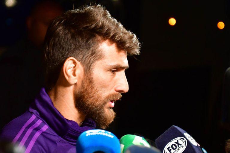 Ponzio habló en la llegada de River a España