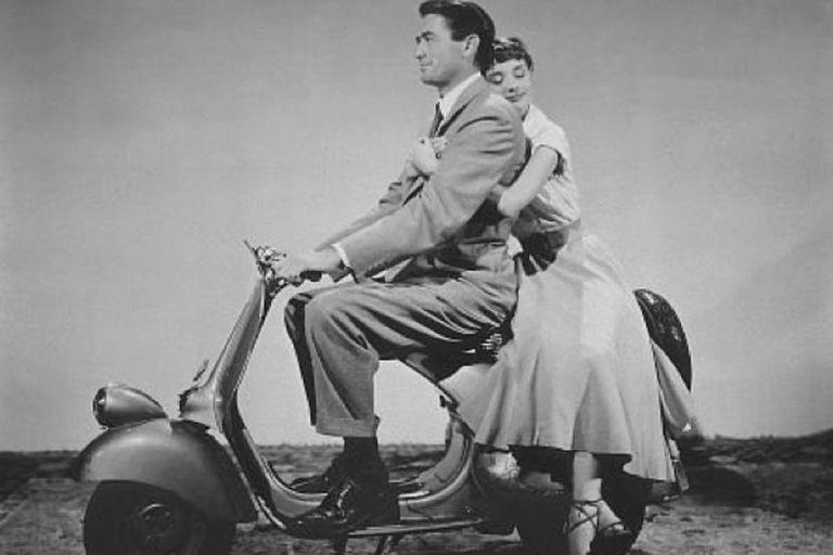 La princesa que quería vivir, junto a Gregory Peck, a las órdenes de William Wyler