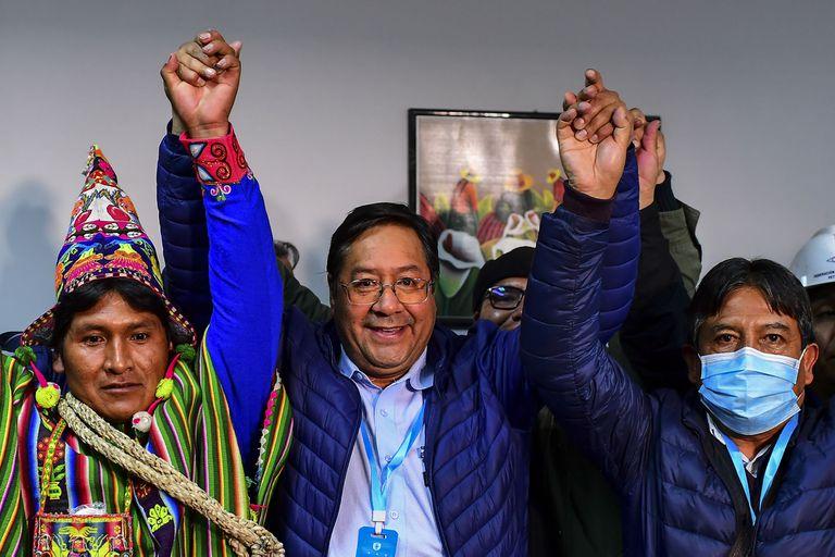 Bolivia: no invitará ni a Evo ni a Maduro a la asunción de Arce