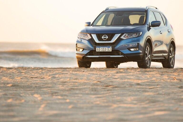 El nuevo Nissan X-Trail se presentó en Cariló
