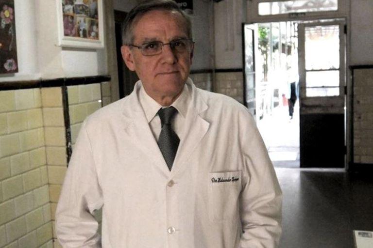 Qué dijo Eduardo López sobre el riesgo epidemiológico por el regreso del público a los partidos