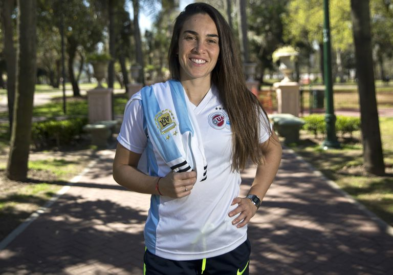 Agustina Barroso: la joya repatriada y la lucha por el fútbol femenino