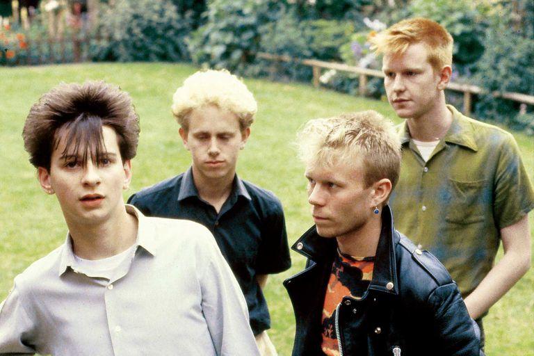 Depeche Mode, en 1981