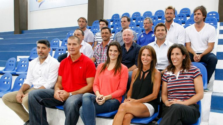 Grandes figuras del deporte se sumaron a la iniciativa de la Secretaría de Deporte