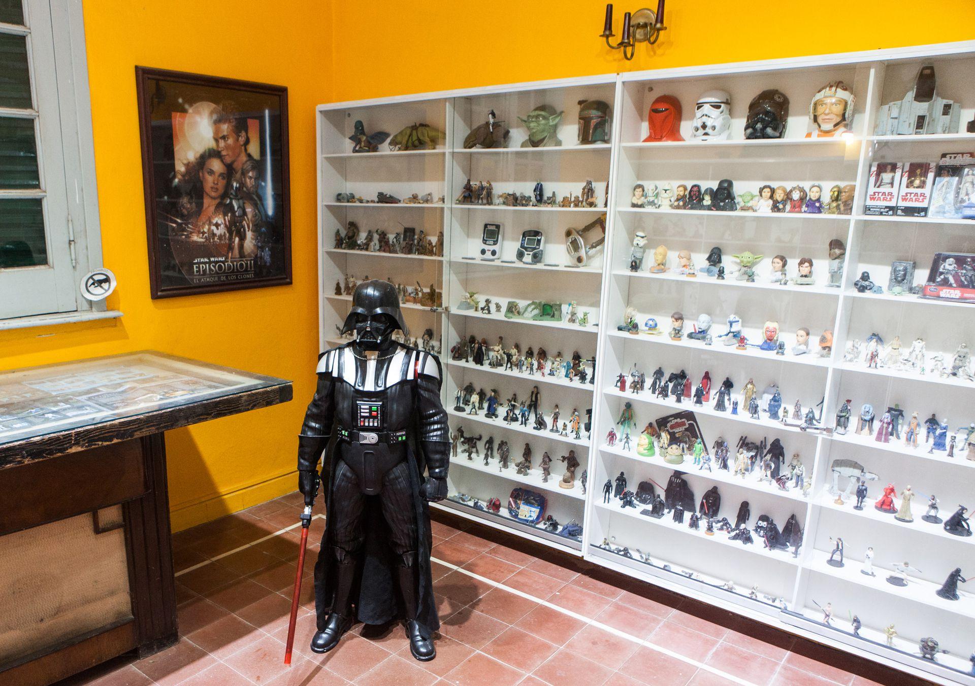 Star Wars tiene su propia sala dentro del Castillo del Cómic