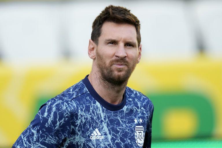 Lionel Messi tiene 76 goles en la selección. El que más anotó en un par de Sudamérica es Pelé, con 77