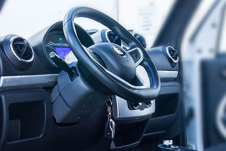 El auto eléctrico Tito producido en San Luis