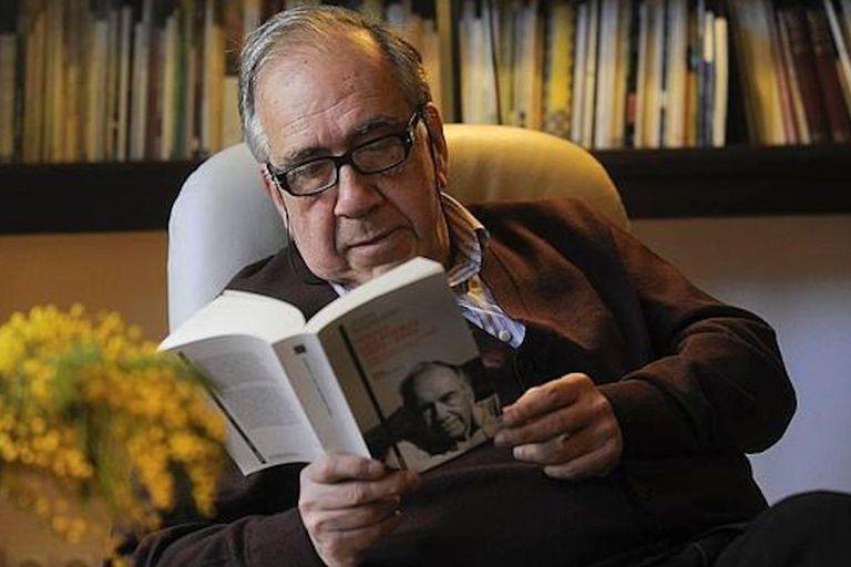El catalán Joan Margarit, ganador del premio Cervantes