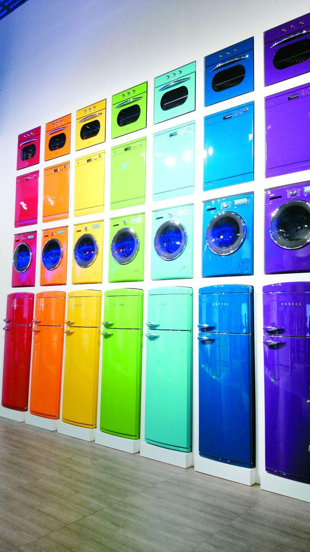 Glam tecno: el diseño importa cada vez más en los electrodomésticos