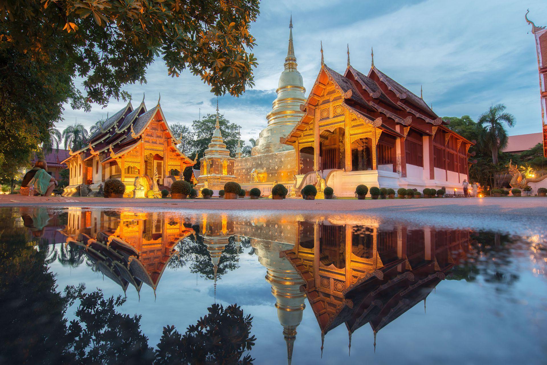 Chiang Mai, al norte del país