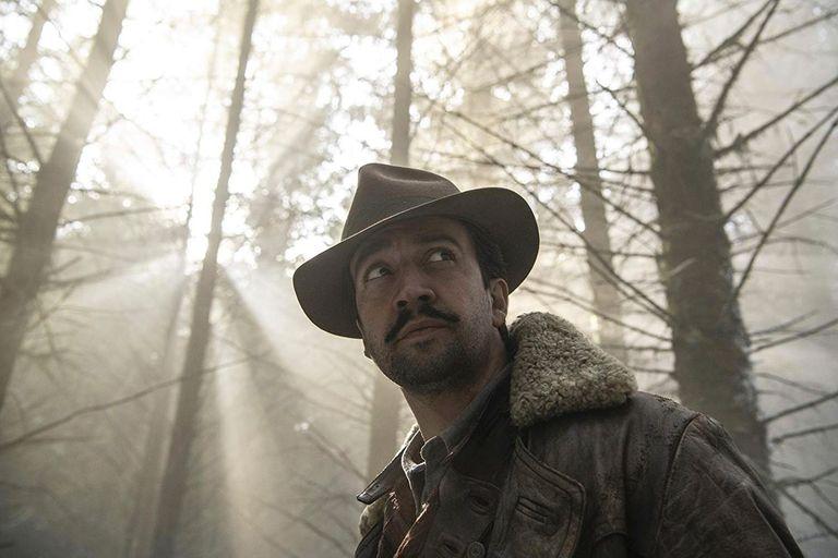 Lin-Manuel Miranda interpreta a Lee Scoresby
