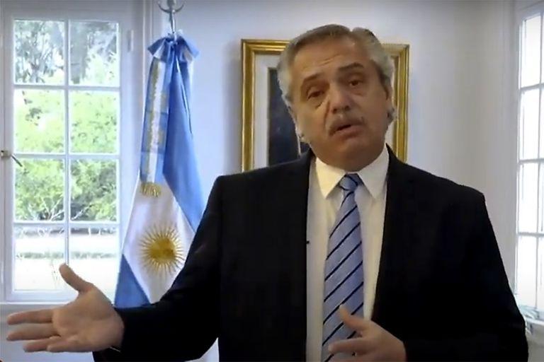 """El presidente de la Nación insistió con que """"no hay cuarentena"""" en el país"""