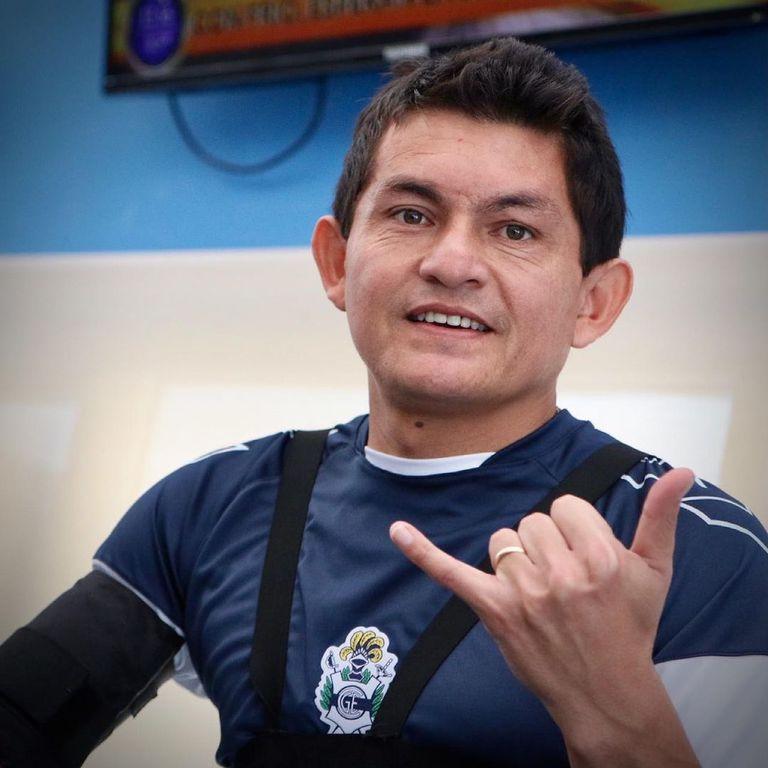 El Pulga Rodríguez es nuevo refuerzo de Gimnasia, uno de los pases del mercado de invierno